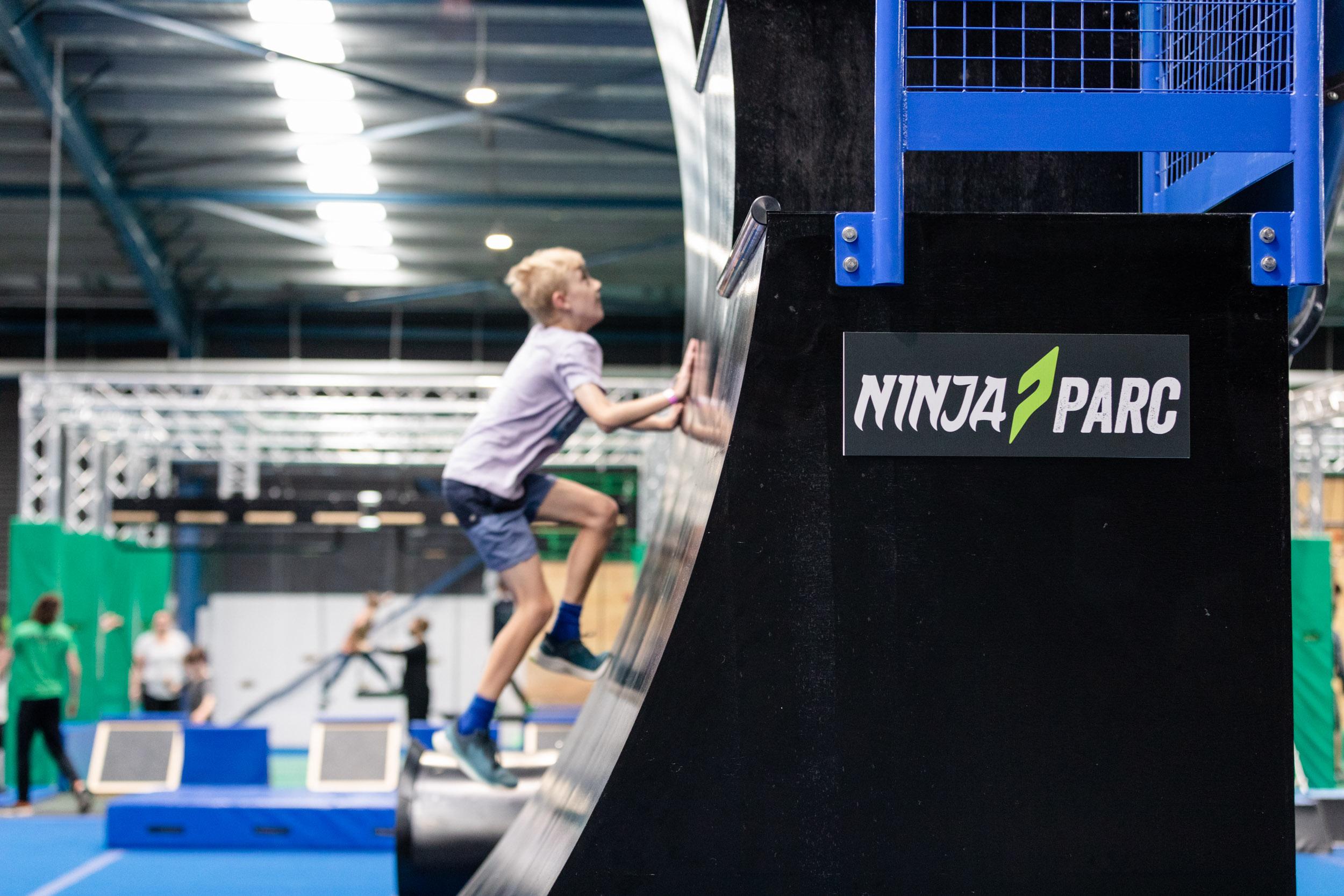 Ninja Parc Indoor Obstacle Course: Now open in Melbourne
